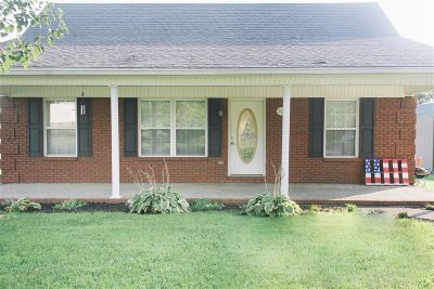 Campbellsville Single Family Home For Sale: 965 Christerson Lane