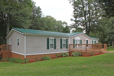 Vine Grove Single Family Home For Sale: 11 McIntyre Lane