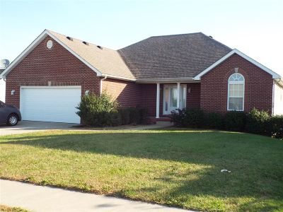 Elizabethtown KY Single Family Home For Sale: $229,900