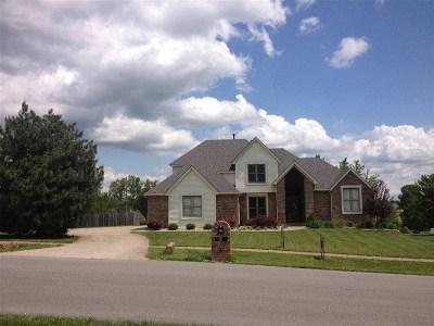 Elizabethtown KY Single Family Home For Sale: $342,000