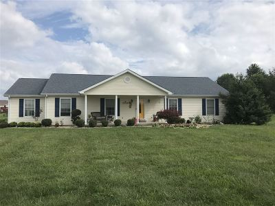 Rineyville Single Family Home For Sale: 82 Brock Road