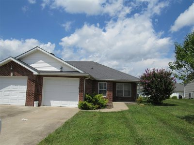 Elizabethtown KY Single Family Home For Sale: $119,000