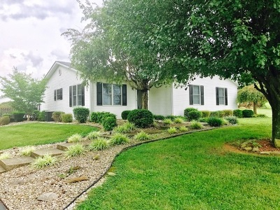 Campbellsville Single Family Home For Sale: 900 Whitewood Road