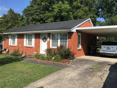 Campbellsville Single Family Home For Sale: 213 Southern Drive