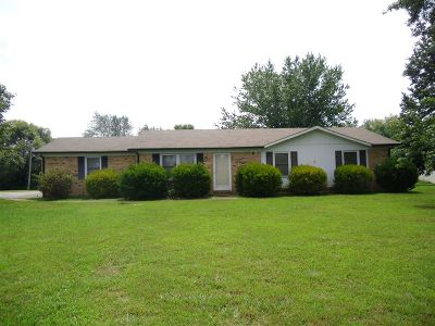 Elizabethtown KY Single Family Home For Sale: $105,000