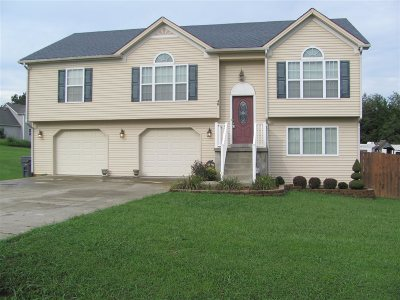 Elizabethtown KY Single Family Home For Sale: $194,900