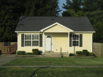 Elizabethtown KY Single Family Home For Sale: $93,500