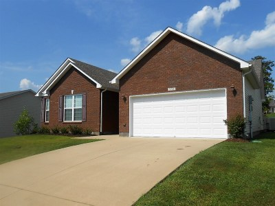 Elizabethtown KY Single Family Home For Sale: $178,500