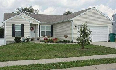Elizabethtown KY Single Family Home For Sale: $141,000