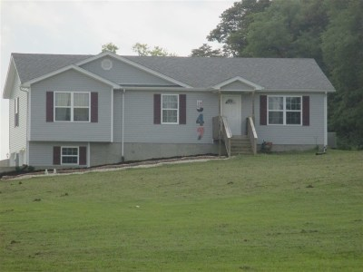 Elizabethtown KY Single Family Home For Sale: $189,000
