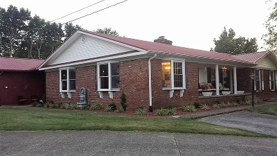 Hodgenville Single Family Home For Sale: 135 Circle Crest