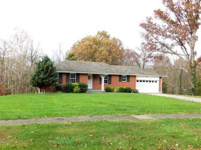 Radcliff Single Family Home For Sale: 251 S Deepwood Drive
