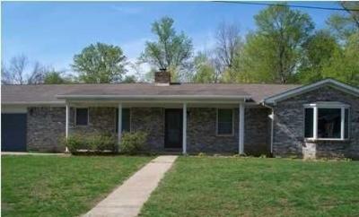 Brandenburg Single Family Home For Sale: 4038 Old State Road
