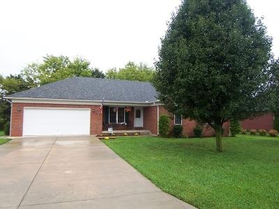Bardstown Single Family Home For Sale: 1011 Whispering Oaks Drive
