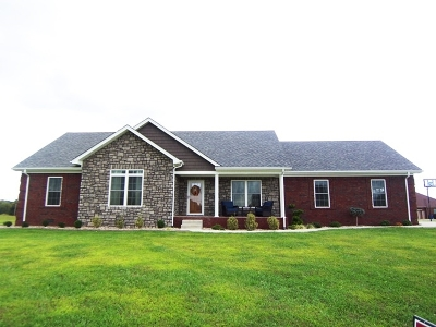 Bardstown Single Family Home For Sale: 110 Beech Fork Trail.