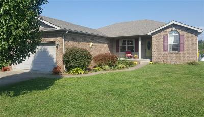 Bardstown Single Family Home For Sale: 218 Castle Drive