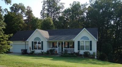 Cecilia Single Family Home For Sale: 54 Majestic Way