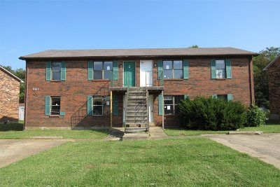 Radcliff  Multi Family Home For Sale: 401 Shelby Avenue