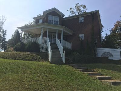 Meade County Single Family Home For Sale: 418 Grandview Drive