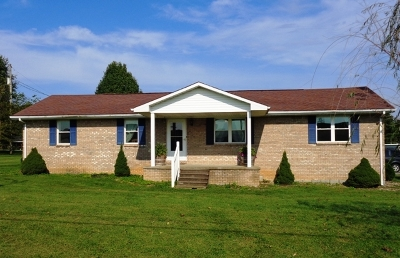 Campbellsville Single Family Home For Sale: 1966 Clara Lane