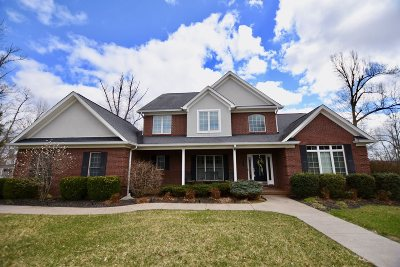Elizabethtown Single Family Home For Sale: 101 Anniston Way