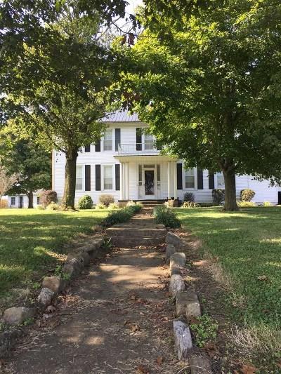 Vine Grove Single Family Home For Sale: 12485 Rineyville Road