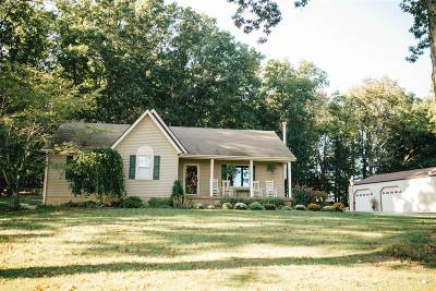 Campbellsville Single Family Home For Sale: 1019 Roachville Road