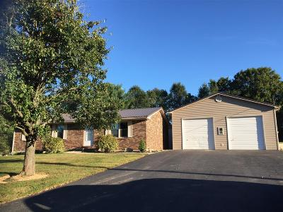 Campbellsville Single Family Home For Sale: 131 Cainwood Road