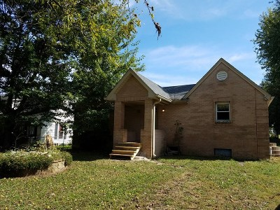 Big Clifty Single Family Home For Sale: 143 Main Street