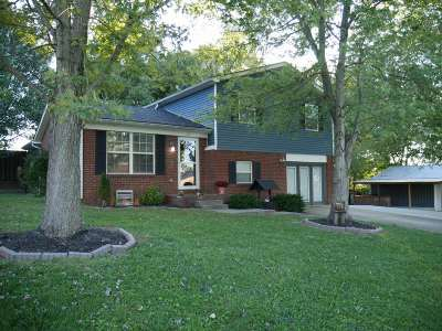 Leitchfield Single Family Home For Sale: 302 Kegley