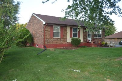 Radcliff KY Single Family Home For Sale: $94,000