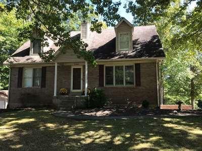Brandenburg Single Family Home For Sale: 2068 Doe Valley Parkway East