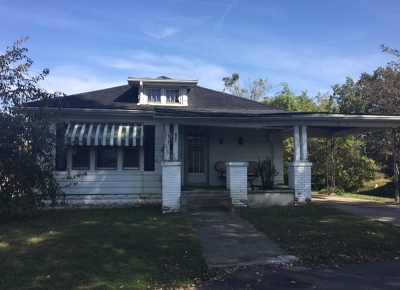 Campbellsville Single Family Home For Sale: 204 Brookside Avenue