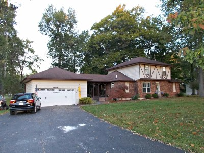 Greensburg Single Family Home For Sale: 569 Summersville Road