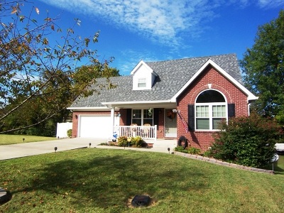 Bardstown Single Family Home For Sale: 100 Benelli Drive
