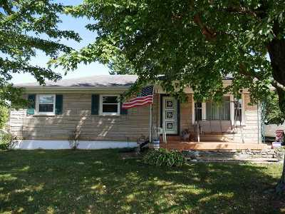 Radcliff KY Single Family Home For Sale: $132,000