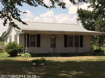 Greensburg Single Family Home For Sale: 1030 Mell Ridge Road