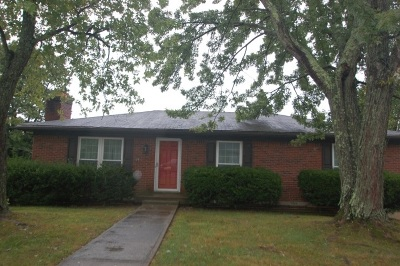 Radcliff KY Single Family Home For Sale: $139,900