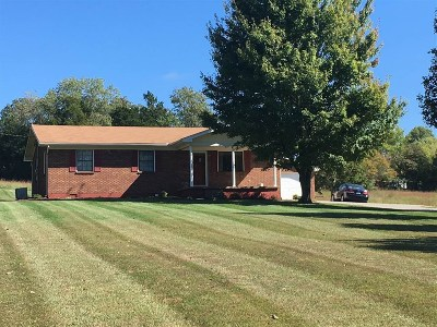 Ekron Single Family Home For Sale: 791 Doe Haven Road