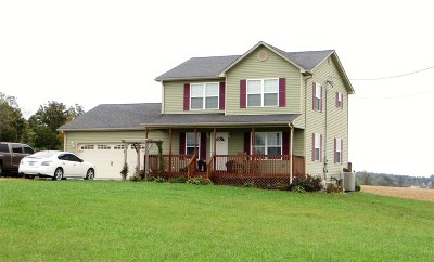 Vine Grove Single Family Home For Sale: 50 James Court