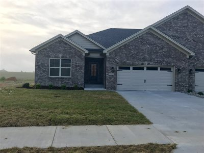 Elizabethtown Single Family Home For Sale: Lot 117 Harmony Way