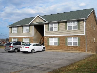 Brandenburg Multi Family Home For Sale: 807 & 809 Old Ekron Road