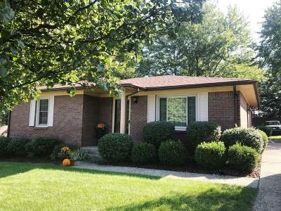 Bardstown Single Family Home For Sale: 240 Hill Street