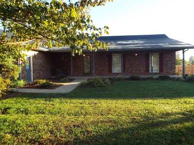 Hodgenville Single Family Home For Sale: 2062 Campbellsville Road