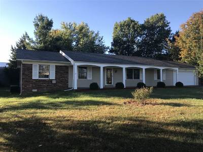 Radcliff Single Family Home For Sale: 1252 Mulberry Street