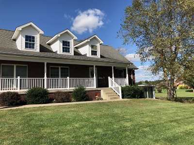 Hodgenville Single Family Home For Sale: 105 Teri Rose Court