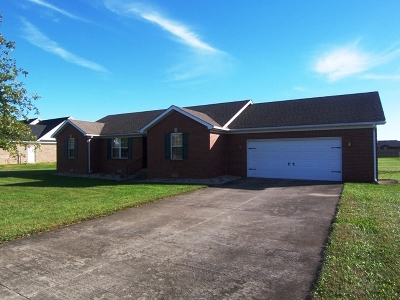 Bardstown Single Family Home For Sale: 415 Ed Pile Road