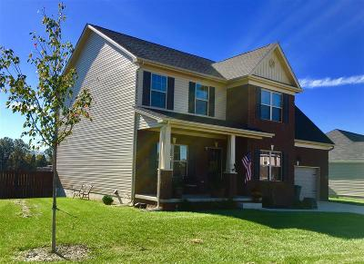 Vine Grove Single Family Home For Sale: 211 Sangria Drive