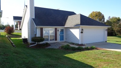 Elizabethtown Single Family Home For Sale: 104 Overbrook Cir