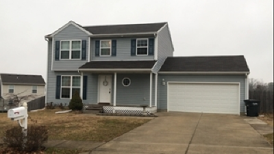 Elizabethtown Single Family Home For Sale: 303 Vineyard Drive